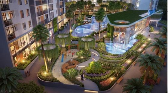 Sở hữu căn hộ Kingdom 101 Quận 10 hiện đại, sang trọng với giá 50 triệu/m2